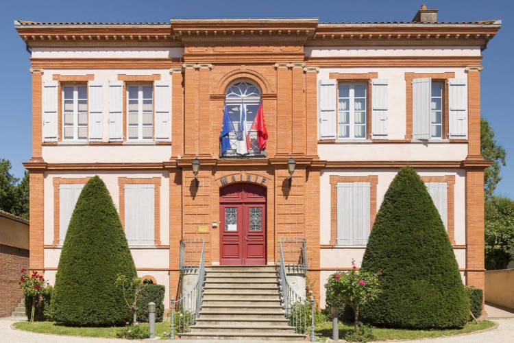 mairie de venerque