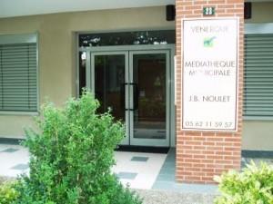 Médiathèque Venerque