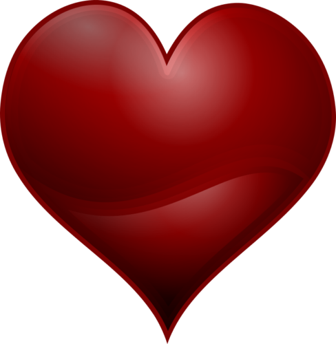 coeur valentin