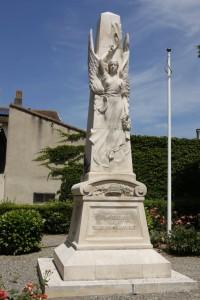 monument morts venerque