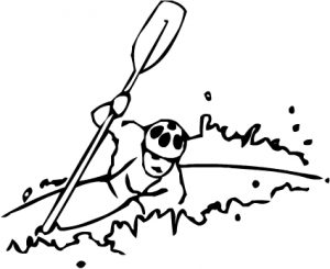 logo club kayak