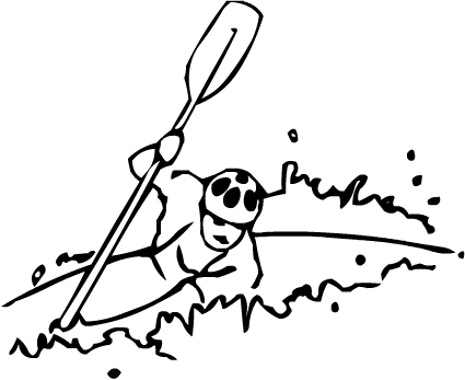 logo club kayak