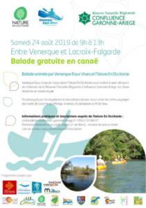 flyer balade canoe vev 24aout 2019 1