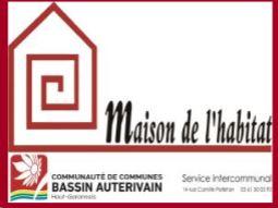 logo maison habitat